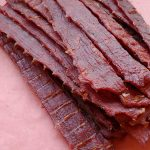 jerky close up texture
