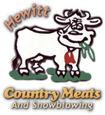 Hewitt Country Meats & Snowblowing